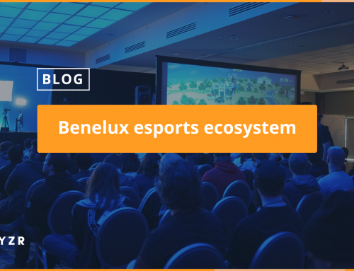 An overview of the Benelux esports ecosystem and its stakeholders